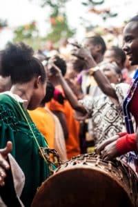 Ethiopian Villagers